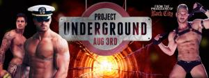 Project Underground 2  - One Night Only