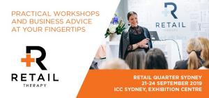 Retail Quarter Sydney 2019 - Retail Therapy