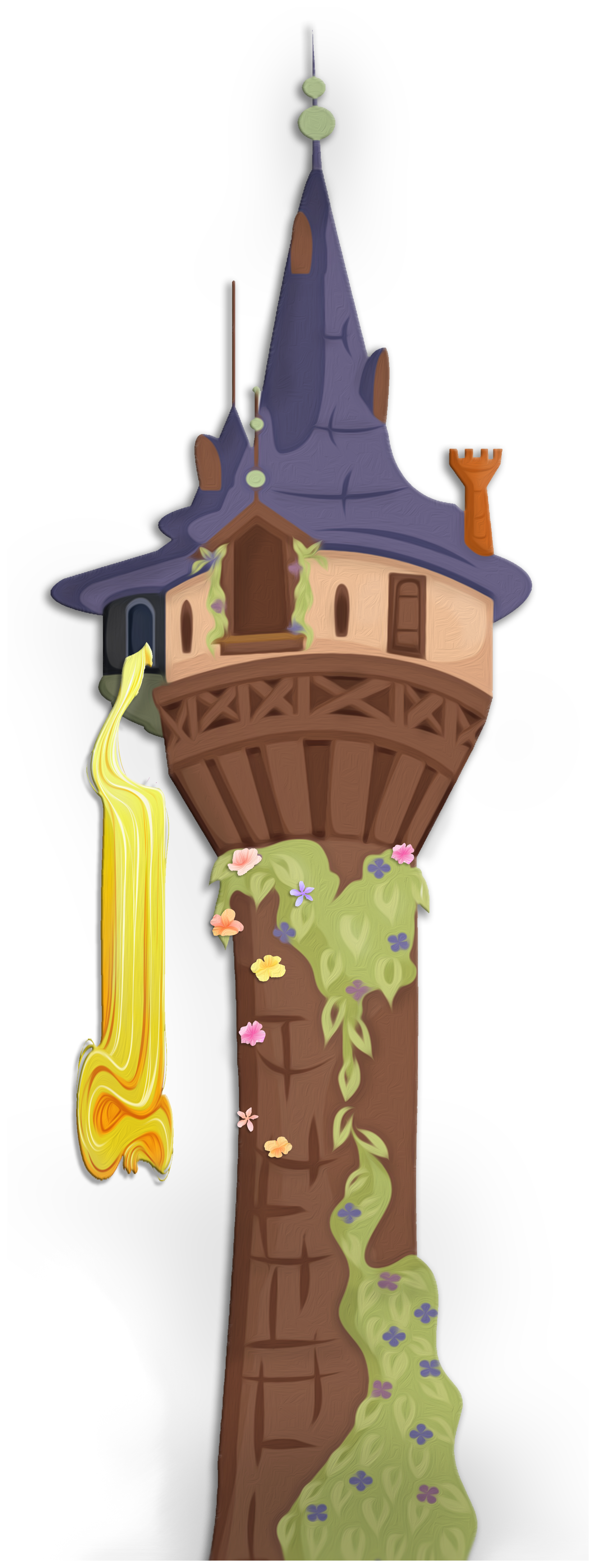 Tower Rapunzel