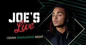 REGGAETON NIGHT @ JOES LIVE