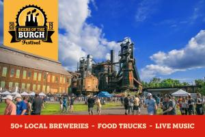 The 2019 Beers of the Burgh Festival