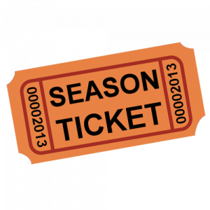 Season Ticket - general seating