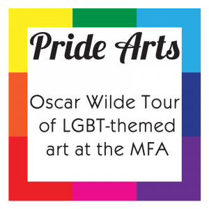 Oscar Wilde Tour of LGBT-themed art at the MFA