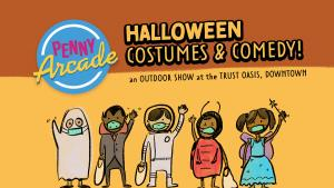 Penny Arcade: Halloween Costumes and Comedy