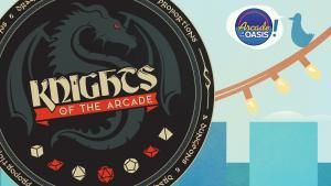 Oasis: Knights of the Arcade
