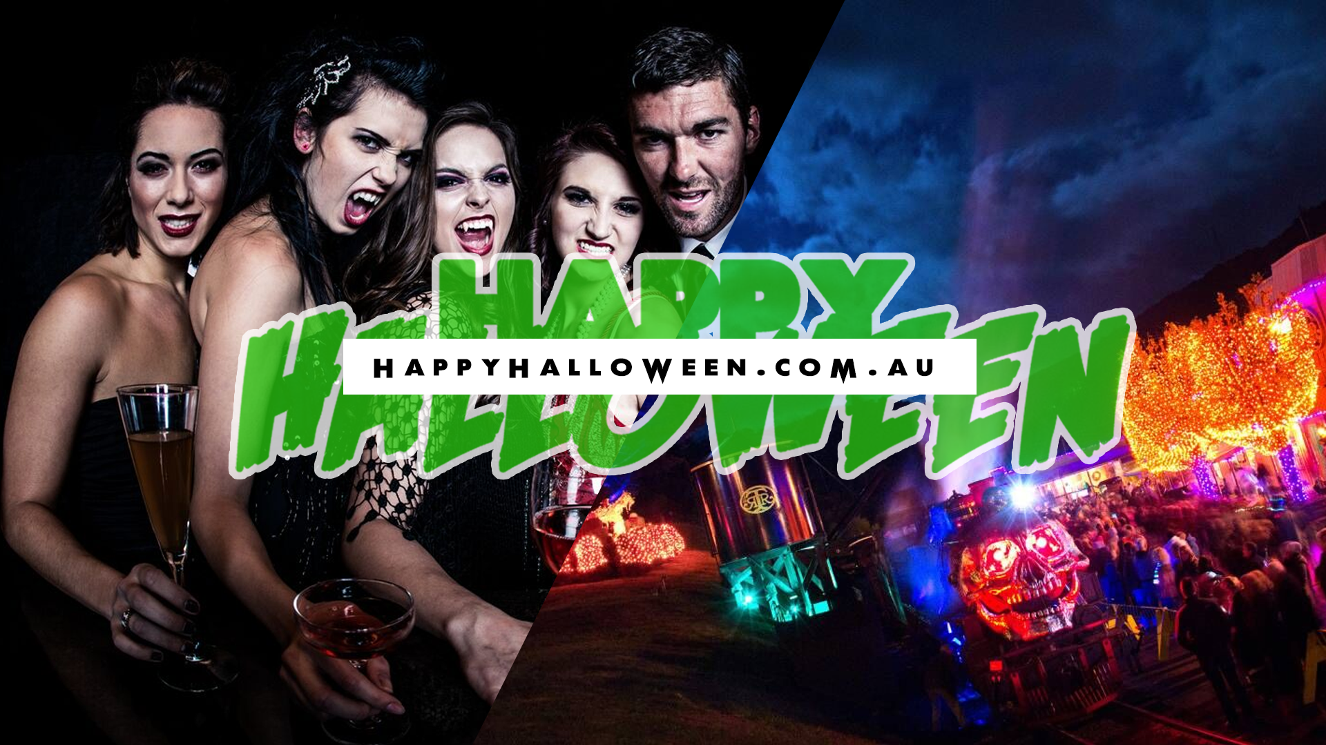 5a9198369ce Tickets for Happy Halloween - Adults Only in Claremont from Ticketbooth