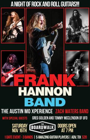 The Frank Hannon Band