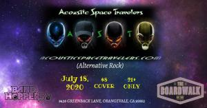 Acoustic Space Travelers