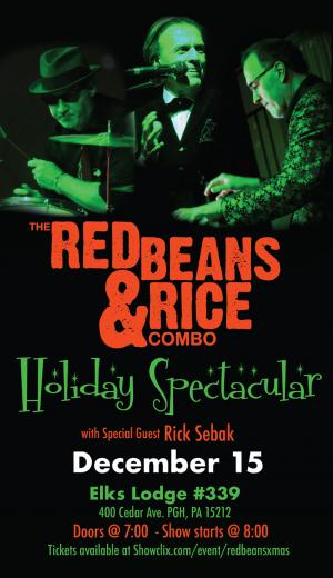 The Red Beans & Rice Combo 2018 Holiday Party