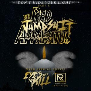 The Red Jumpsuit Apparatus at Lefty's
