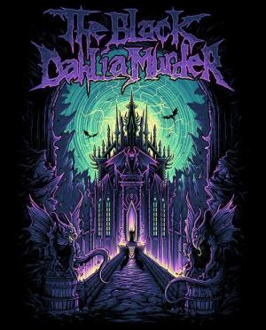 The Black Dahlia Murder at Lefty's