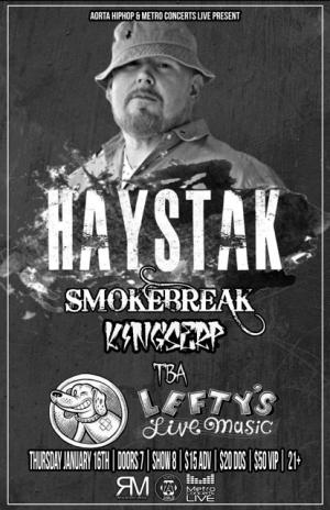 Haystack Live at Lefty's