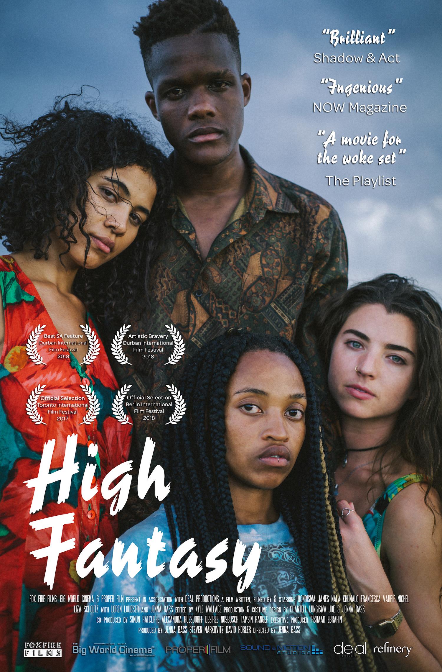 Screenings of: High Fantasy