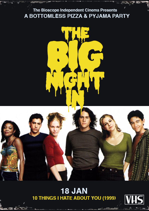 The Big Night In: 10 Things I Hate About You