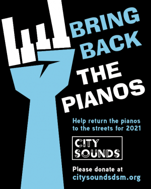 City Sounds Donation