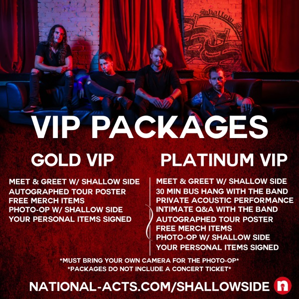 Shallow Side VIP - Nashville, TN