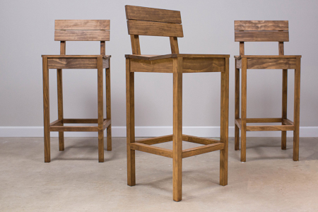 Pub Chair Class at The Workspace