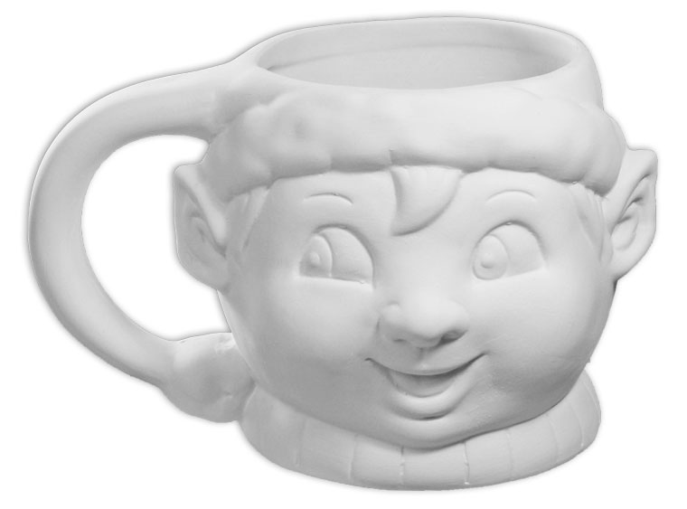 Elf Mug Kit from The Workspace