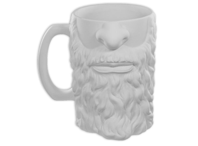 Bearded Beer Stein Kit from The Workspace