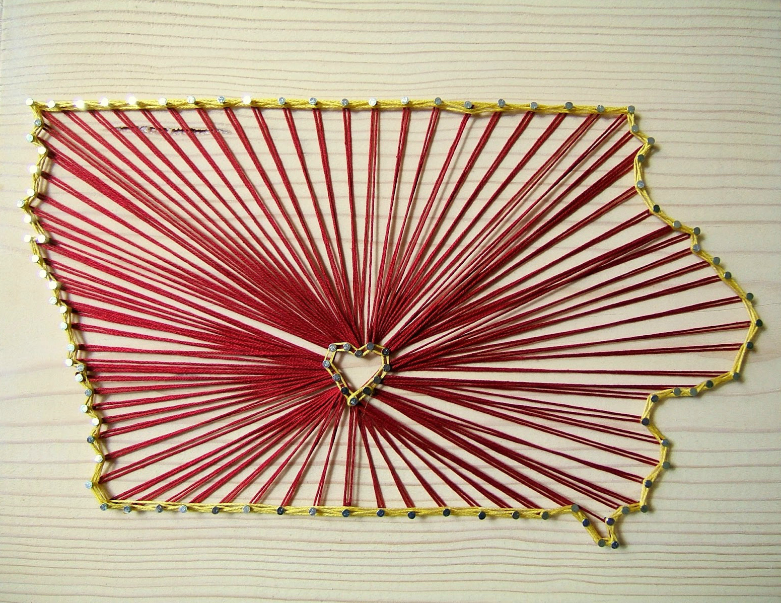 String Art Walk-In Craft