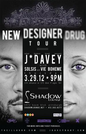 J*Davey Live @ Shadow Lounge