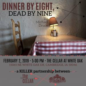 Dinner Theatre at The Cellar