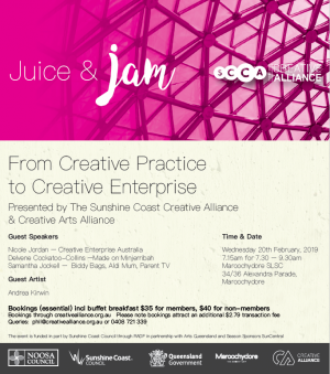 From Creative Practice to Creative Enterprise