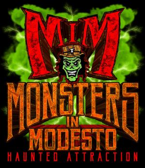 Monsters in Modesto Haunted Attraction