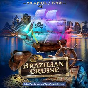 BRAZILIAN CRUISE - Pirate Theme!