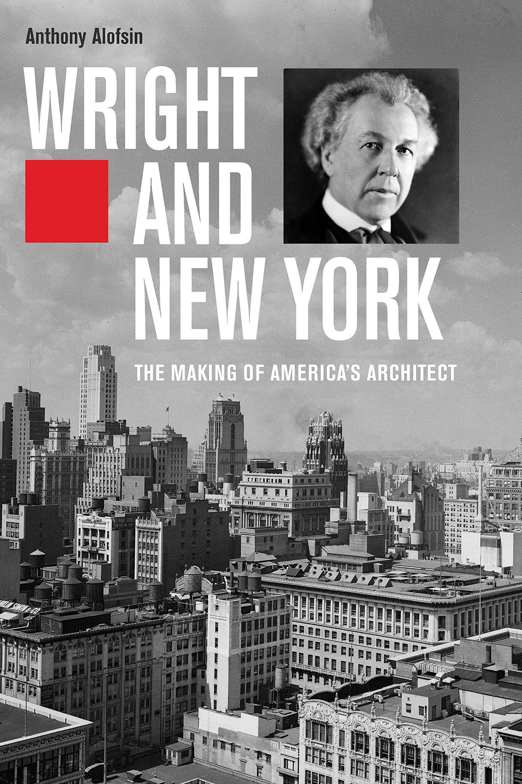 Wright and New York book cover
