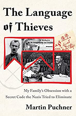 Language of Thieves book cover
