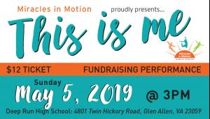 Miracles in Motion presents