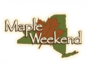 Maple Weekend Excursion - SAT. 03/21/2020