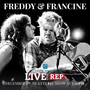 Freddy & Francine Live@TheREP Concert
