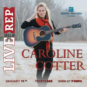Caroline Cotter Live@TheREP