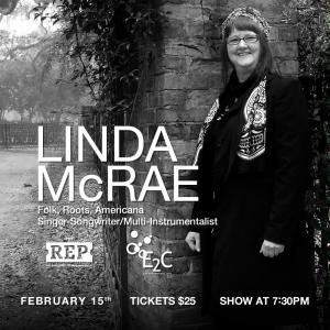Escape to Create: Linda McRae Concert