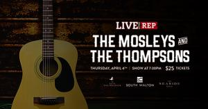 The Mosleys and The Thompsons Live@TheREP