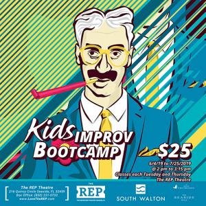 Improv Camp for Kids! Summer 2019