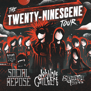 SOCIAL REPOSE, JOHNNIE GUILBERT & more