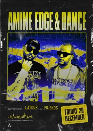 Amine Edge & Dance [Defected/CUFF] - elsewhere