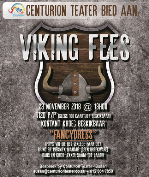 VIKING FEES - CENTURION TEATER