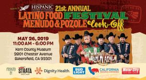 Latino Food Festival Menudo & Pozole Cook-Off
