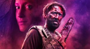 Mandy Movie Screening (L.A. Comic Con)