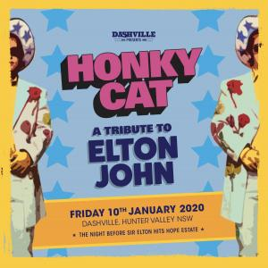 Honky Cat - a Dashville tribute to Elton John