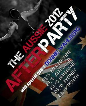 Aussie AfterParty 2012 - Melbourne