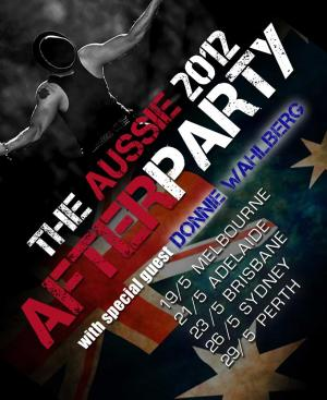 Aussie AfterParty 2012 - Adelaide