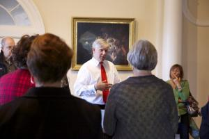 September Curator's Tour 10 AM
