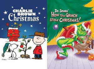 ADF: Charlie Brown & The Grinch