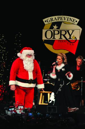 Rocky Gribble's A Grapevine Opry Christmas