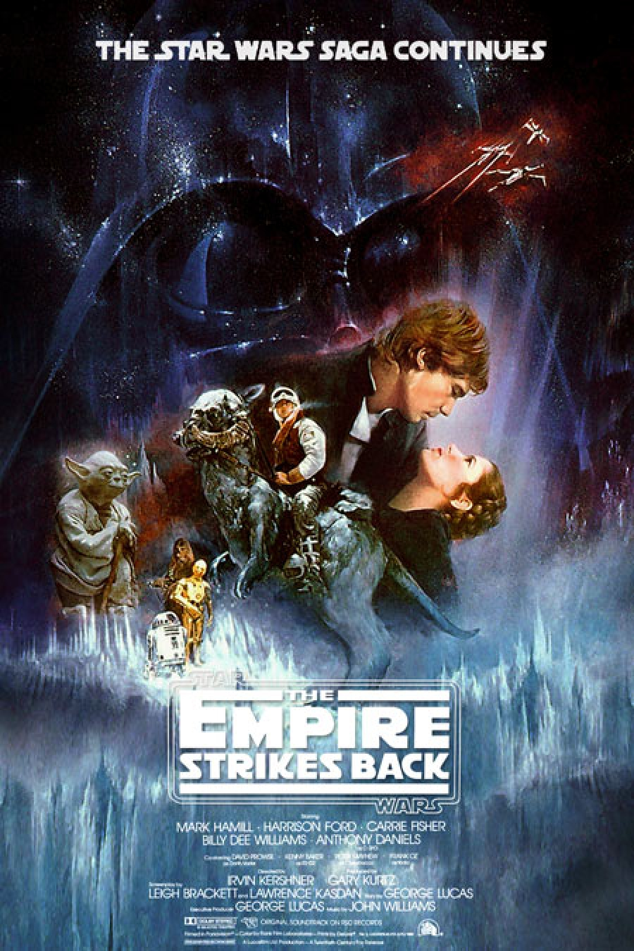 Tickets For Star Wars Ep5 The Empire Strikes Back 1980 In Grapevine From Grapevine Ticketline